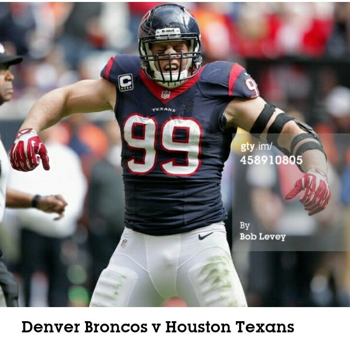 JJ Watt in Beast mode
