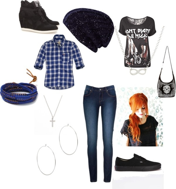 """Radio Rebel"" by garcia-maria ❤ liked on Polyvore"