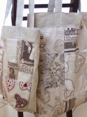 Textilmania: Tašky