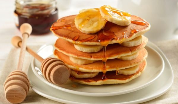 Pancakes a have been a hugely popular recipe and adding banana into it makes it even tastier. This recipe is an ideal breakfast or evening dunch for kids and adults and can be cooked within 30 minutes or less.