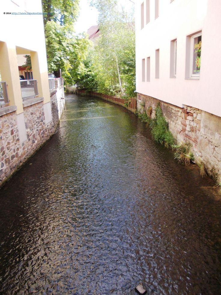 Leinekanal Göttingen