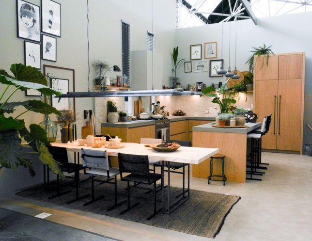 &SUUS | vtwonen&designbeurs | 2017 | vtwonenhuis | ensuus.nl | kitchen