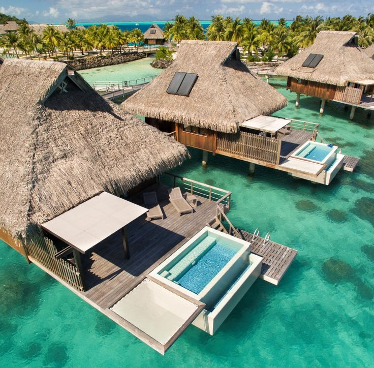 Conrad Hotels And Resorts Debuts Overwater Villa Luxury In Bora