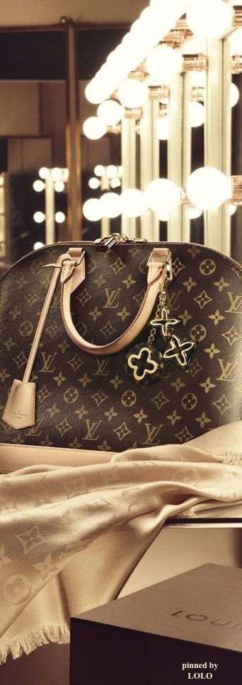 Gorgeous Monogram Alma by LV. Also available on inseller.com