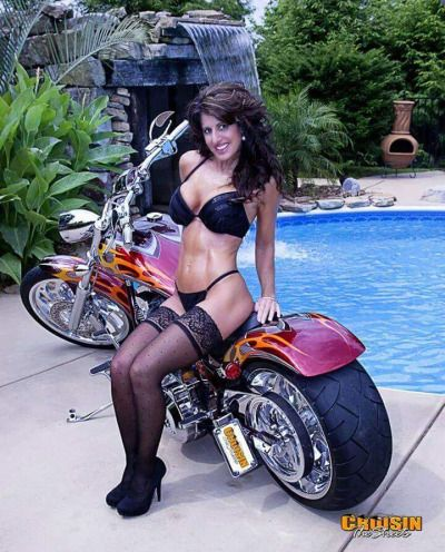 Opinion Custom chopper motorcycles and girls