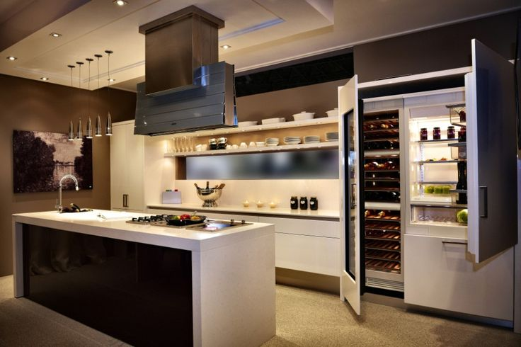 Beautiful modern kitchen designs the for Beautiful modern kitchens