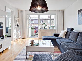 Bilder, Vardagsrum, Lampa, Soffa - Hemnet Inspiration