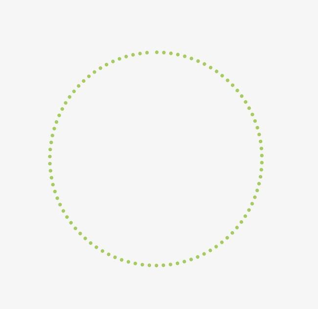 Green Dotted Circle Circle Circle Clipart Green Dot