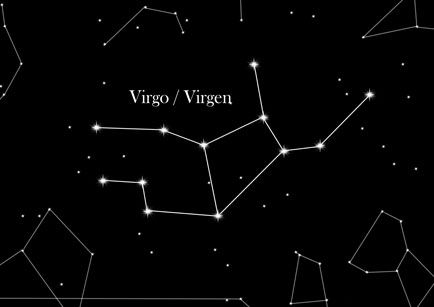 Resultado de imagen para estrellas de virgo
