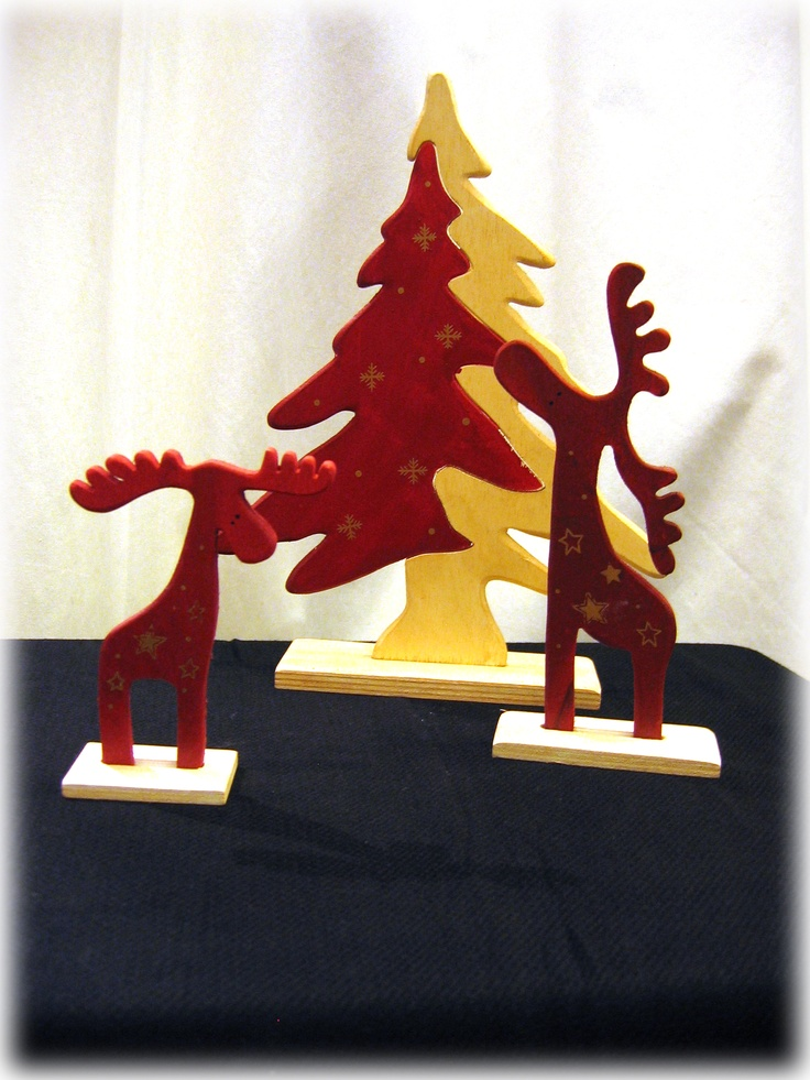árbol y renos