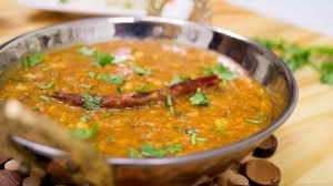 Daal (garlic flavored lentils)