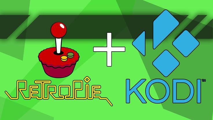 RetroPie with Kodi - Raspberry Pi 3 - YouTube