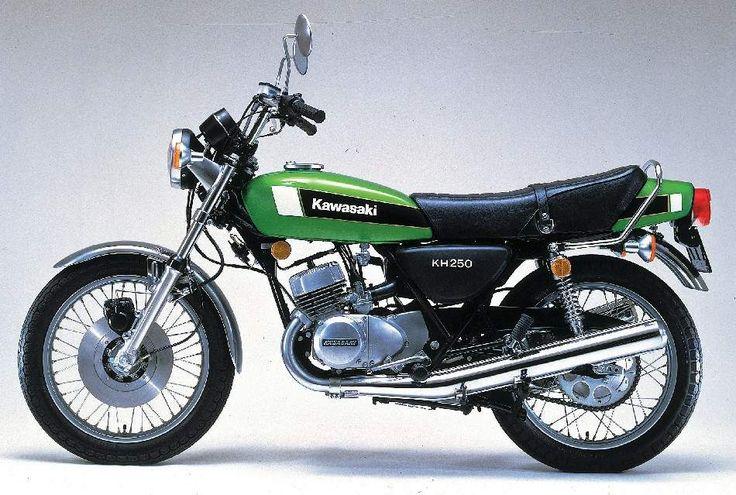 KH 250, 1978