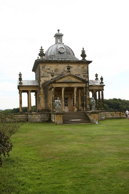 Temple of the Four Winds, Castle Howard, North Yorkshire, England (=)