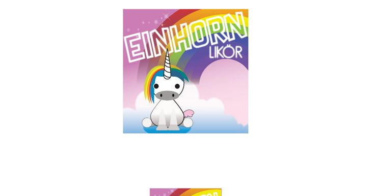 Einhorn LikeuR Rezept