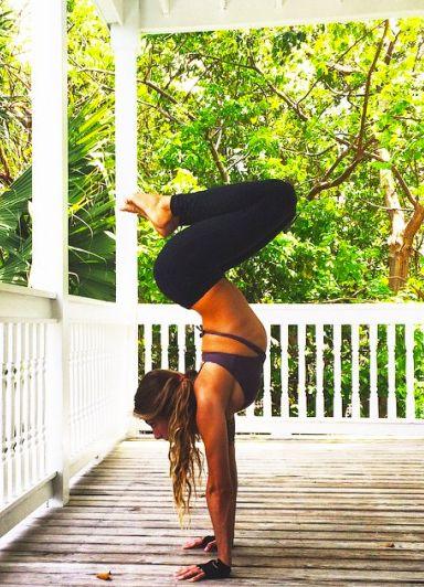 #yoga #goals #postbaby