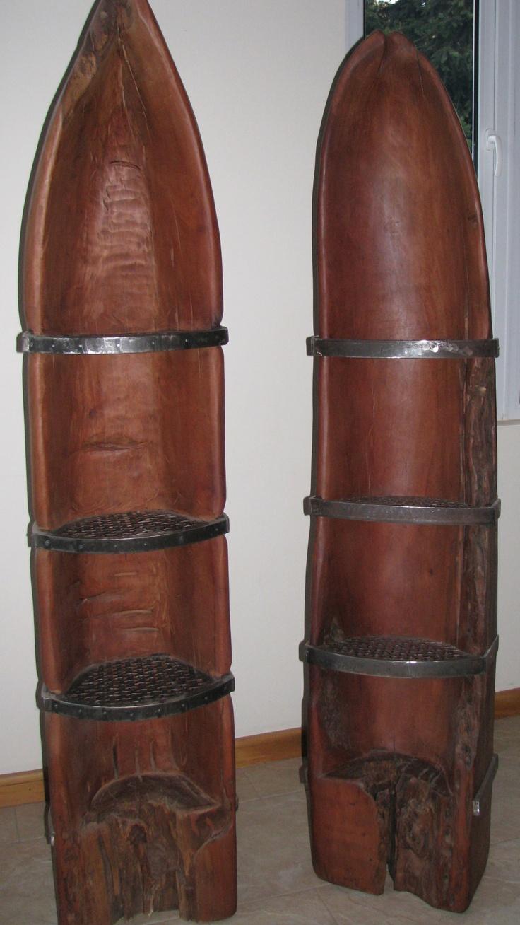 M s de 25 ideas incre bles sobre repisa esquinera en - Clavos de cobre ...