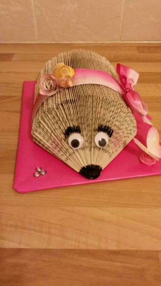 hedgehog pliage h rissons pinterest h risson. Black Bedroom Furniture Sets. Home Design Ideas