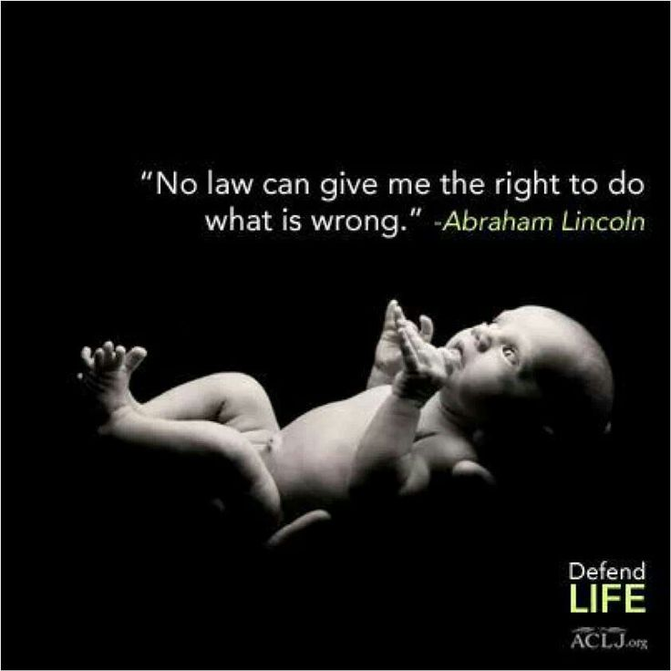 No law can give us the right to do what is wrong. Murder is murder.