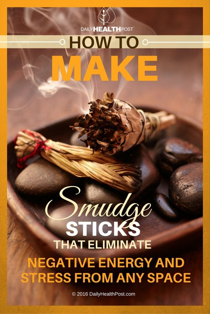 Today, the ancient practice of smudging is still widely used for such things as feeling stuck, negative, sluggish, or even depressed.