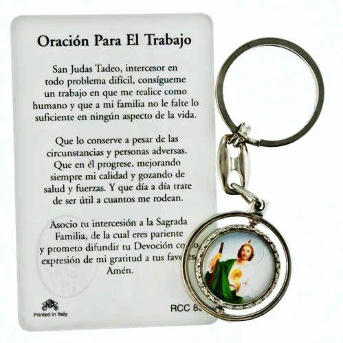 Oracion San Judas Trabajo | San Judas Tadeo, el santo de los milagros y situaciones desesperadas.