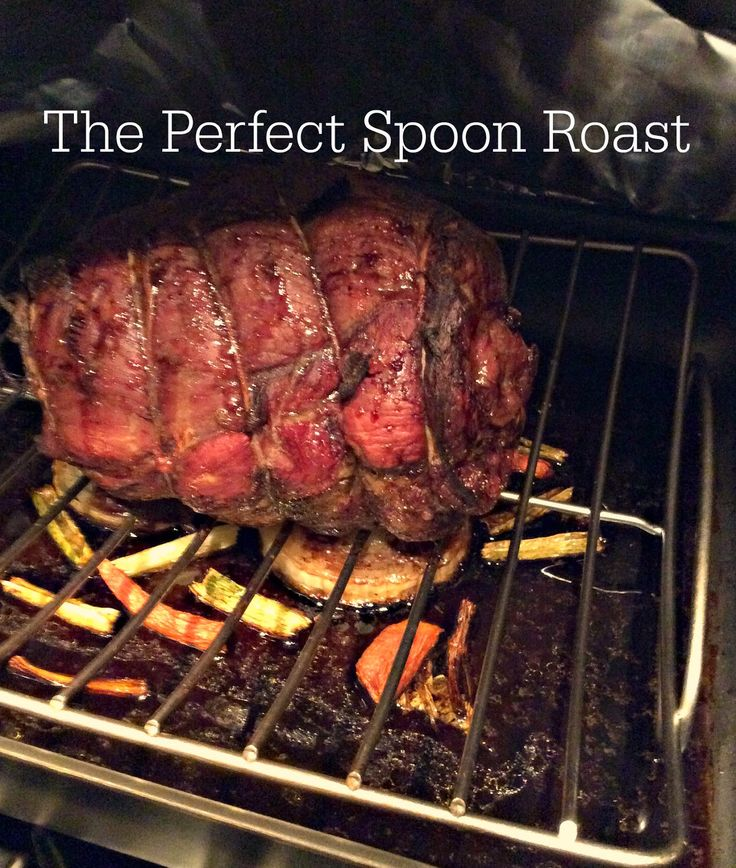 The Perfect Spoon Roast for New Years Eve and the best dang beef gravy!