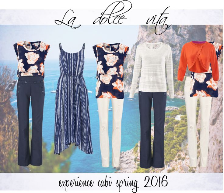 Capsule wardrobe, nautical style, shades of white, summer dresses,  looks from cabi 2016 Spring collection, mix and match trends #SimplyStyledLife