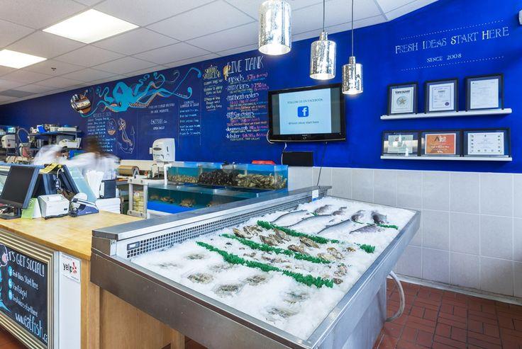 FISH fresh ideas start here mercury glass pendants