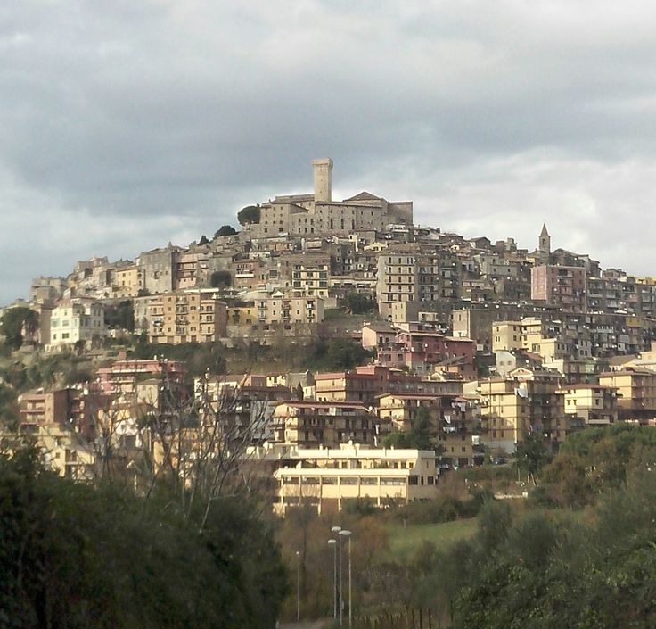 Italy: Palombara Sabina (Rm)