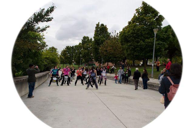 cosasdeantonio: Fiestas de Echavacoiz Año 2016 - Batukada