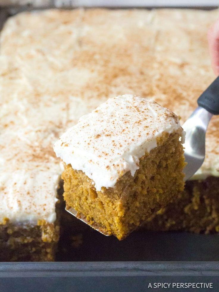 28 Blatt Kuchen Rezepte, die Sie direkt aus der Pfanne essen möchten   – Pumpkin