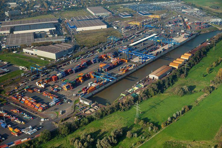 logport is opening its doors | Duisburger Hafen AG