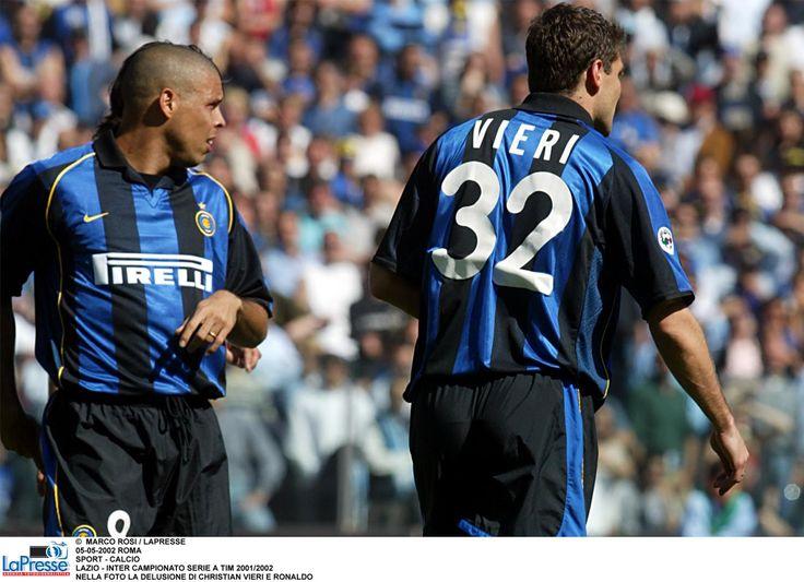 Christian Vieri & Ronaldo - Inter Milan