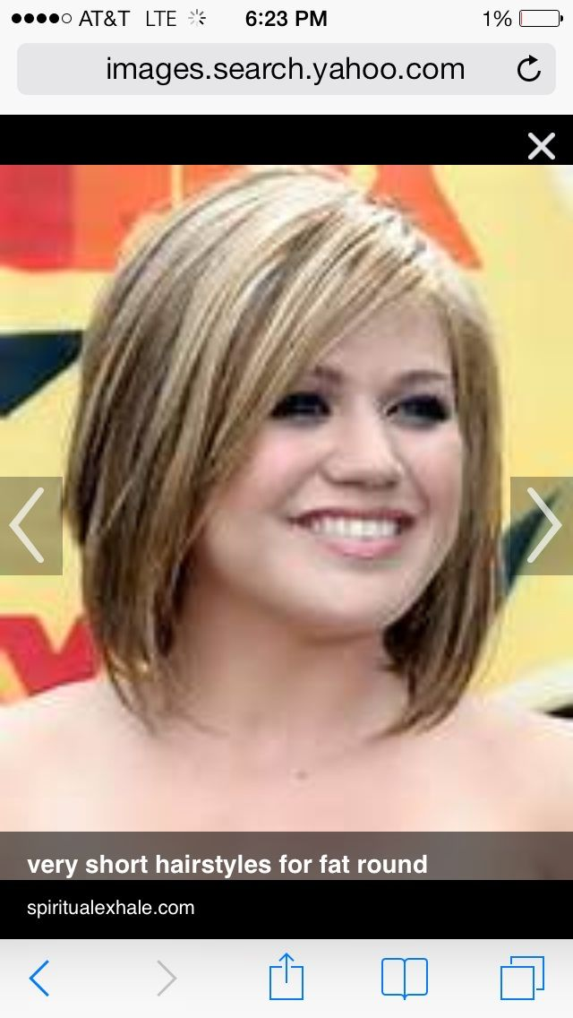 Hairstyle for short neck | hairstyles | Short hair styles ...