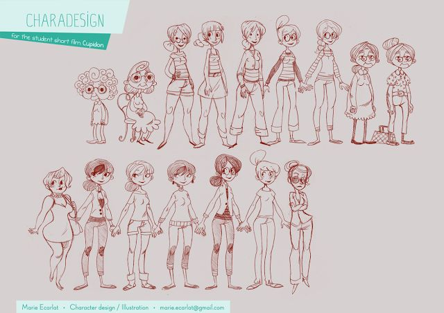 Character Development In Design : Best images about character design model sheet on