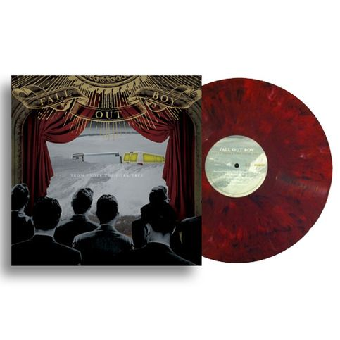 fall out boy vinyl- if I could ever find this somewhere where it wasn't $400 I would buy it in a heartbeat