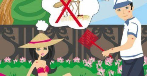 Αυτό σίγουρα σε ενδιαφέρει! Ποια είναι τα καλύτερα κόλπα για να μην σε τσιμπήσει κανένα κουνούπι φέτος το καλοκαίρι: http://biologikaorganikaproionta.com/health/227522/