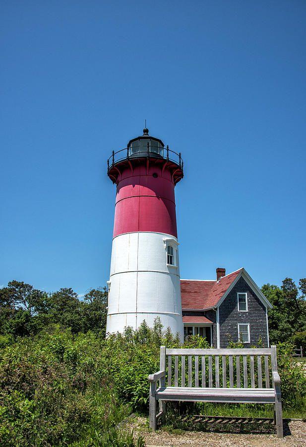 Photograph Nauset Beach Light Cape Cod Massachusetts