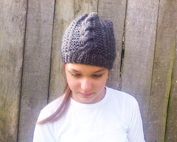 Hey, I found this really awesome Etsy listing at https://www.etsy.com/listing/204334935/grey-knit-hat-winter-caps-classic-style