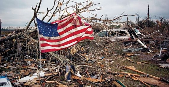 FEMA's new administrator has a message for Americans: get in touch with your survival instinct.