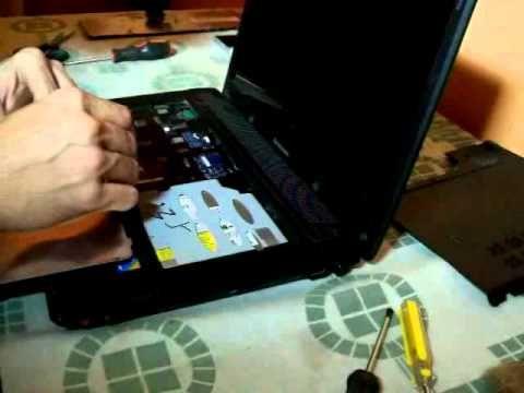 Cambiar teclado notebook lenovo G460