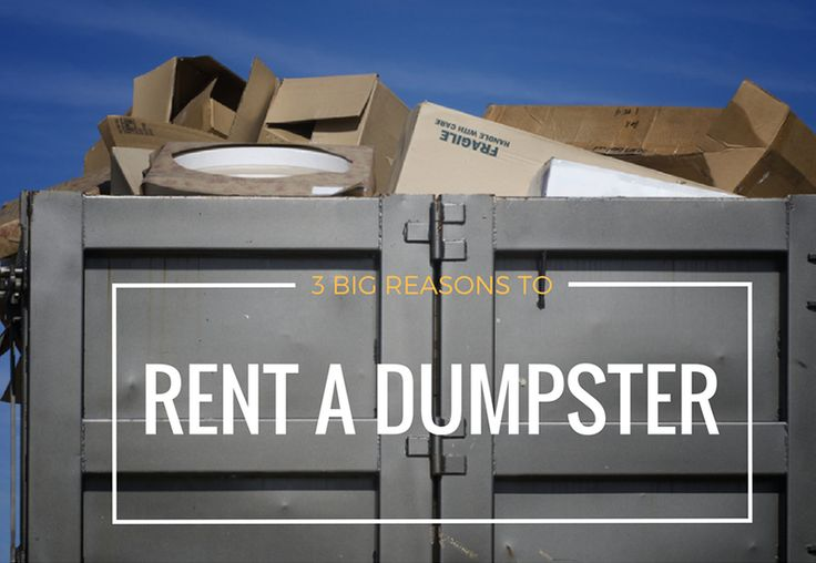 3 reasons to rent a dumpster with images shed plans