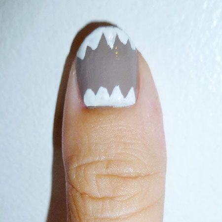 shark tooth nail - Google Search