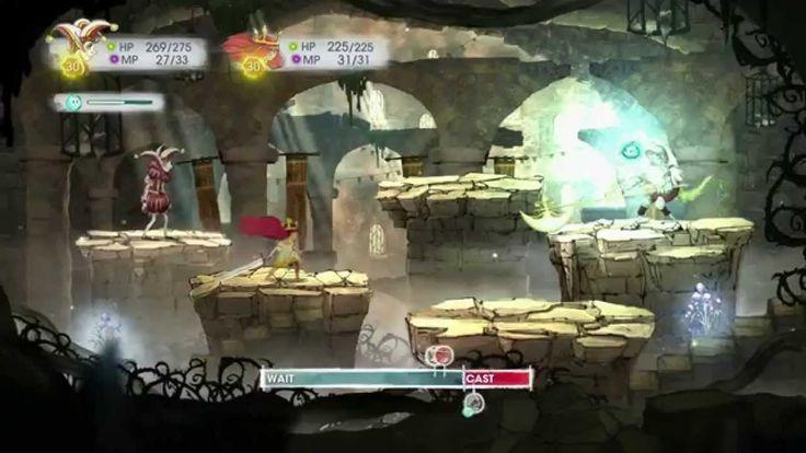 Child of Light - Oengus's Plight [PS4 Gameplay HD]