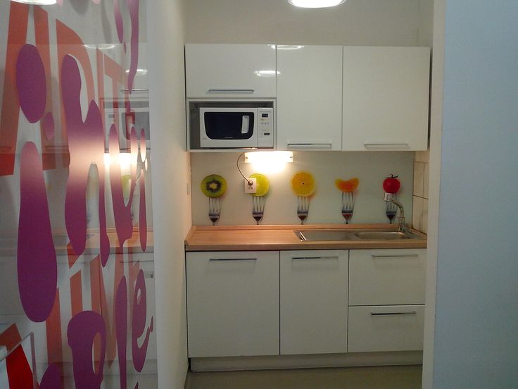Fresh, creative and decorative kitchen. Own graphic printed on glass...more info...http://imagewell.eu/ #kuchynské zásteny#