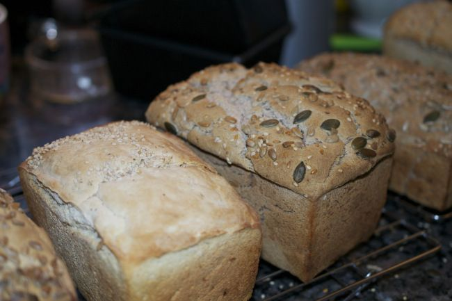 Thanks to Claire from the Positively Coeliac blog for this great review of our Go To intro to GF baking course!
