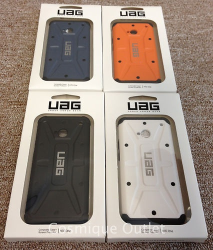 $25 ea   (4 colors)  Urban Armor Gear UAG Composite Case for HTC One M7 | eBay