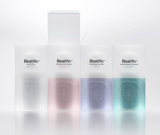 """BEATIFIC. """"Τhe briefing (in brief):We are one of the biggest players in the field of medical care. We have a thoroughly developed Cosmetic Dermatolog..."""