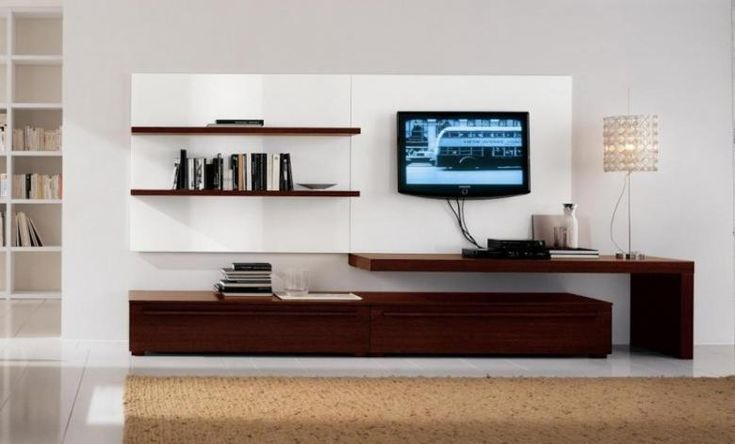 Best 25 tv rack ideas on pinterest glass tv unit for Muebles de melamina
