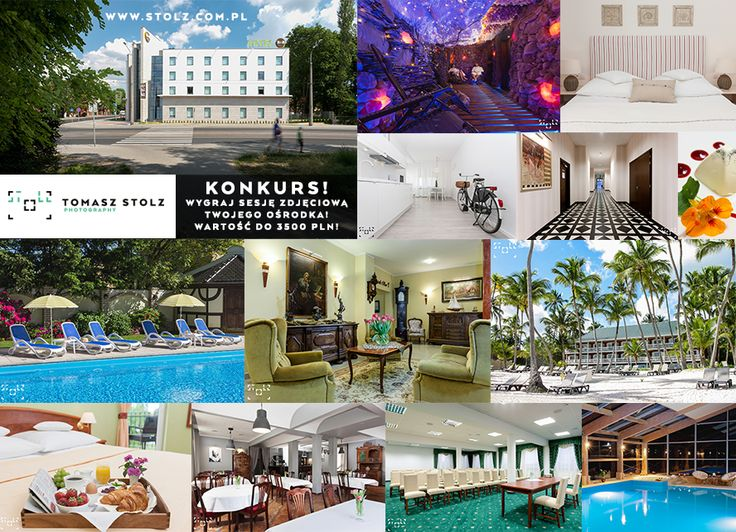 Do wygrania sesja zdjęciowa hotelu / pensjonatu! Wartość do 3500 PLN!